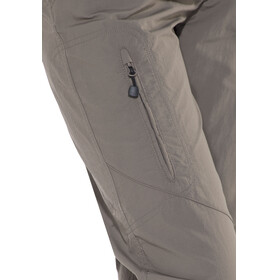 axant Alps - Pantalon zip femme - beige